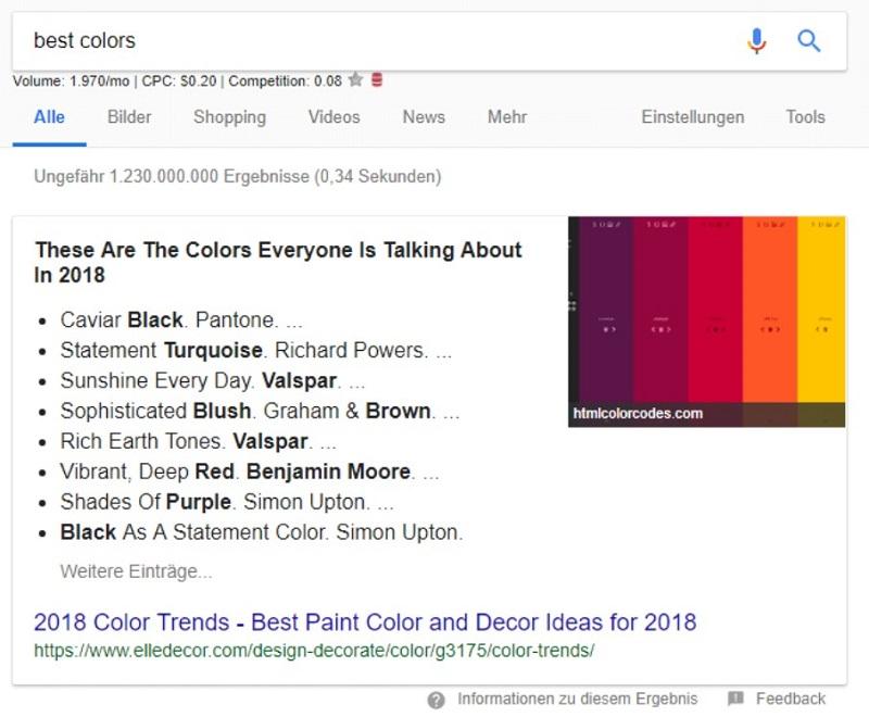 xu hướng Google SEO 2019