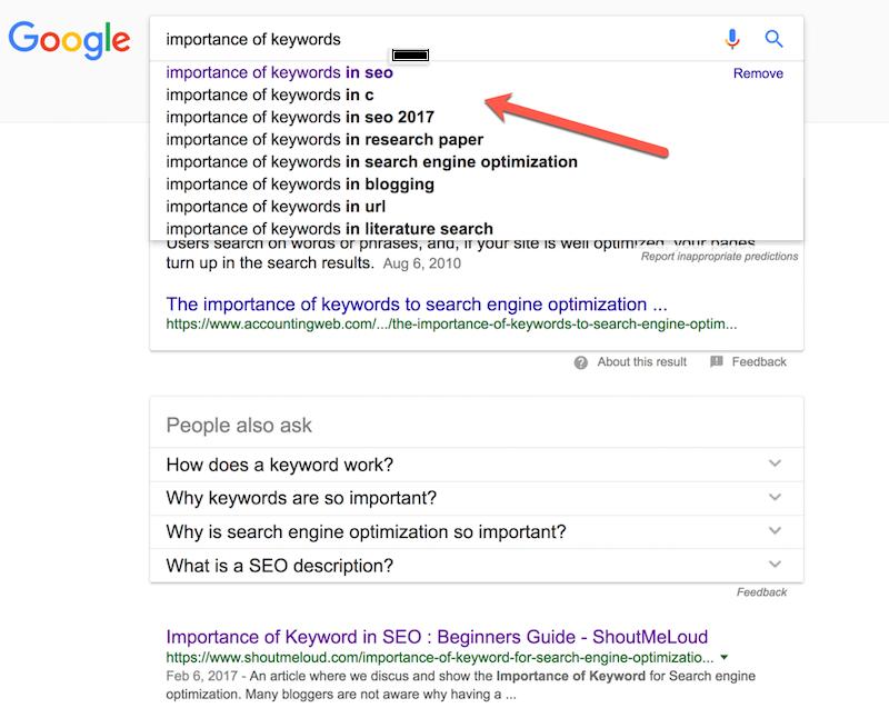 """Google là """"người thầy"""" quan trọng để bạn học cách nghiên cứu từ khóa"""