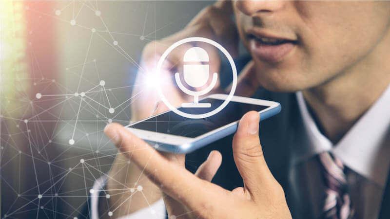 Tìm kiếm bằng giọng nói giúp trải nghiệm người dùng tốt hơn rõ rệt
