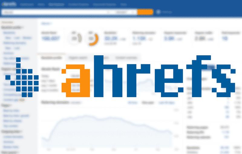 Ahrefs - một trong những công cụ SEO được khuyên dùng nhiều nhất hiện nay
