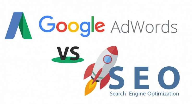 Nên chọn SEO marketing hay Google Adwords?