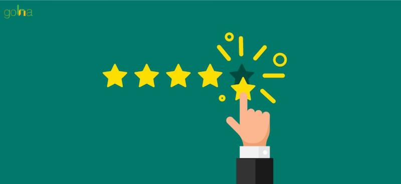 Đánh giá của người dùng trên Google Business giúp tăng độ tin cậy của doanh nghiệp