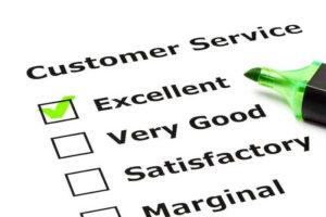 Dịch vụ chăm sóc khách hàng tại Goha luôn luôn chất lượng