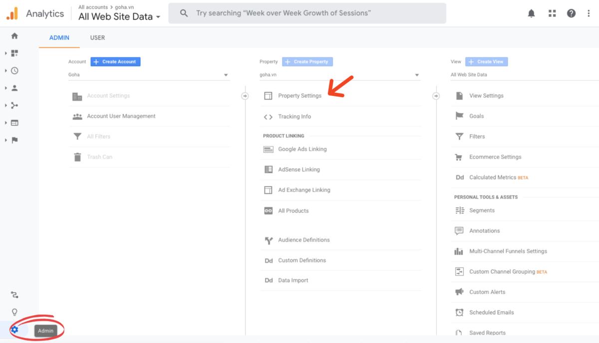 Chỉ với 3 bước đơn giản là bạn đã có thể kết nối Google Analytics với Google Search Console
