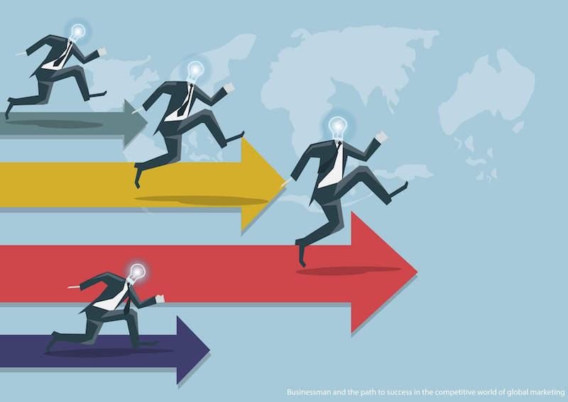 Mỗi ngành hàng sẽ có độ cạnh tranh khác nhau