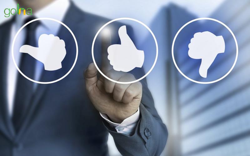 Quản lý đánh giá khách hàng cũng là một cơ hội hấp dẫn dành cho SME