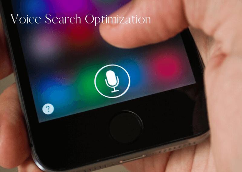 Voice Search Optimization - xu hướng marketing năm 2020