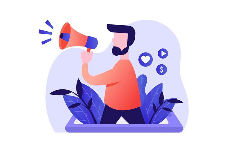 Tận dụng và phát triển content marketing là hướng thu thập liên kết một cách an toàn, bền vững